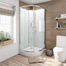 Glass Enclosed Showers 5mm quadrant glass backed shower cabin 900 victoriaplum 5991 by xevi.us