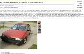 This May Be The Best Craigslist Ad For A Car Ever BlazePress. How ...
