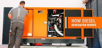 electric generator how it works. Diesel Generator | Grupel Electric Generator How It Works