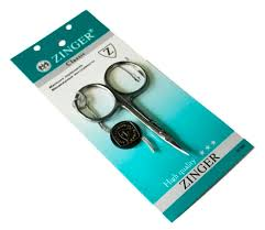 Купить <b>Ножницы маникюрные</b> мужские <b>Zinger</b> Classic ручная ...