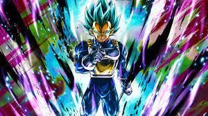 PRU Super Saiyan Blue Vegeta Character ...
