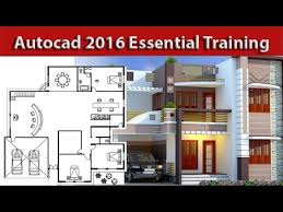 AutoCAD Complete d and d House Plan     YouTube