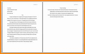 gallery of research paper cover page example apa resume sample  5