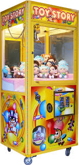 Toy Story Vending Machine Simple Toy STory Crane Machines Amusement Machine Manufacturer Feiloli