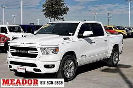 New 2019 Ram 1500 BIG HORN / LONE STAR CREW CAB 4X2 5'7 BOX Crew Cab | Fort Worth, TX | VIN# 1C6RREFT9KN590319