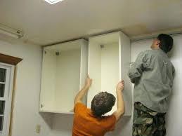 Installing Ikea Sektion Cabinets Cabinet Installation Cabinet Beauteous Assembling Ikea Kitchen Cabinets