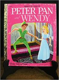 Walt Disney's Peter Pan and Wendy, a Little Golden Book Hardcover 1952:  Bedford, Annie North: Amazon.com: Books