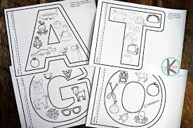 Many teachers and parents use the worksheets in the alphabet worksheet collection to review skills and supplement classroom material. Free Alphabet Coloring Pages