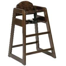 restaurant high chair