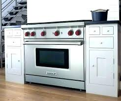wolf ranges for sale. Brilliant Wolf Wolf Range 48 Oven Gas Price  Cheese From   And Wolf Ranges For Sale