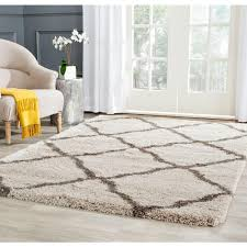 safavieh belize taupe gray 8 ft x 10 ft area rug