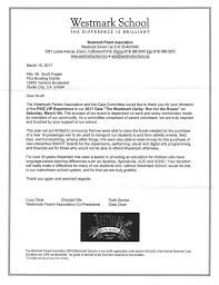 Thank You Letter For Donations Beauteous Thank You Letters PINZ Bowling Center