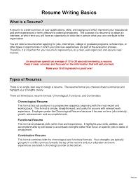 Modern Hybrid Resume Builder Photos Documentation Template Example