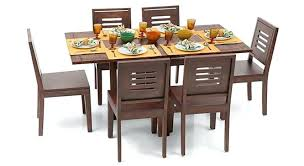 6 seater dining table 3 to 6 6 seat folding dining table set teak 6 seater