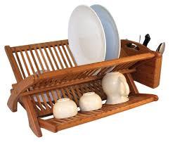 Space Saving Dish Rack Dish Rackbamboo Dish Rackbamboo Dish Rack Alibabacom