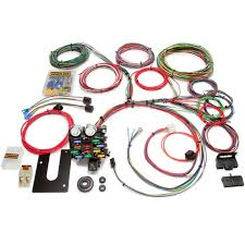 painless performance chassis wiring harness (non computerize OEM Replacement Wiring Harness painless performance 23 circuit factory style replacement chassis wiring harness
