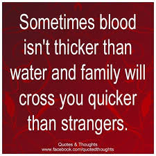 Family Isn T Always Blood Quotes Impressive Family Isn't Always Blood Quotes Sometimes Blood Isn't Thicker