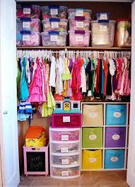 Closet organization ideas Kid to Kid