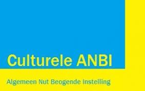 Culturele ANBI logo