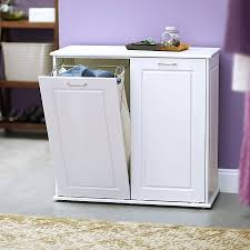 image of tilt out laundry hamper small