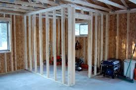 framing an interior wall. Framing Walls An Interior Wall E