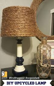 creative diy lamp design from second hand items bitadvice