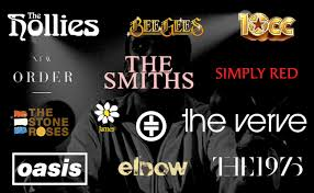 Music Uk Charts Top 100 The Top 100 Manchester Bands