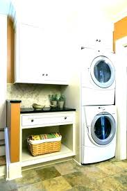 closet washer and dryer washer dryer closet ventilation cabinet drying laundry room and stacked c washer closet washer and dryer