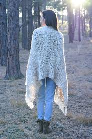 Knit Shawl Pattern Simple Sedona Serenity Knit Shawl Pattern Mama In A Stitch