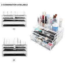 melodysusie review melodysusie acrylic big cosmetics organizer giveaway