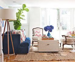 Clean Living Room Custom Decorating