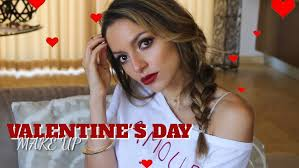 whitney s wonderland uk top beauty ger shares an easy valentine s day makeup tutorial using new releases