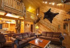 ultimate hunting lodge rustic