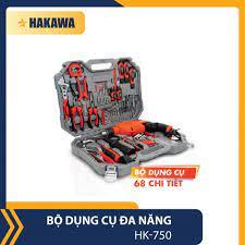 BỘ DỤNG CỤ ĐA NĂNG 68 CHI TIẾT HAKAWA HK-750 - SẢN PHẨM CHÍNH HÃNG - BẢO  HÀNH 2 NĂM