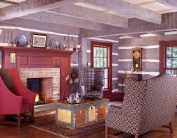 Interior Paint Colors For Log Homes Color Options Tips For - Interior log homes