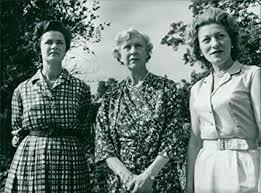 Fotomax vintage photo of Princess Mary, Marian Stein and Mrs. Gerald  Lascelles.: Amazon.de: Küche & Haushalt