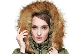the faux fur trimmed hood orolay down jacket women parka jacket women parka women s packable down jacket
