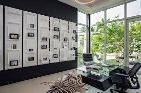 Black and white office decor Black Study Table Black And White Furniture Idea For Home Office Zyleczkicom Black And White Furniture Idea For Home Office Black And White Home