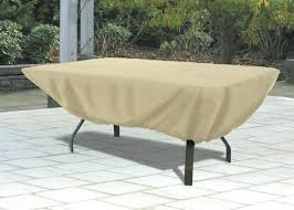 classic accessories patio furniture covers. Rectangle Patio Table Covers Gorgeous Outdoor Rectangular Classic Accessories Cover Tan In Furniture I