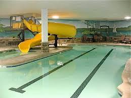 Indoor pool with slide Waterfall Comfort Suites Lake George Indoor Pool Slide Tripadvisor Indoor Pool Slide Picture Of Comfort Suites Lake George Lake