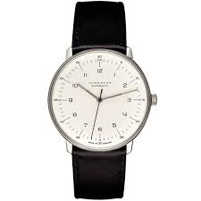 junghans automatic german made men s watch model 027 3500 00 by max bill automatic analog watch