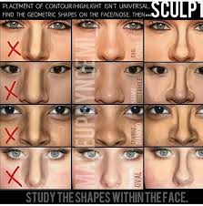 how to sculpt diffe types of noses quick guide to help you perfectly contour your nose to enhance your natural beauty