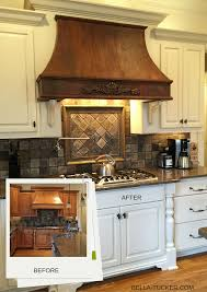 Faux Finish Cabinets Kitchen Painted Cabinets Nashville Tn Before And After Photos