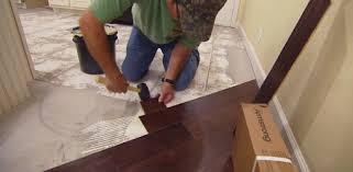 ... Glue Down Laminate Flooring Unusual Installing Diagonal Glued  Engineered Wood ...