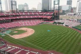 Busch Stadium Section 433 Home Of St Louis Cardinals