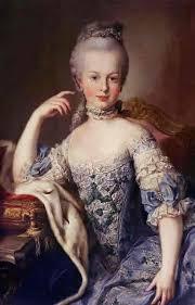 История моды Парики и прически конца ого века  В 1730 ые годы объем прически уменьшается в моде малая пудреная завитки волос образуют венок вокруг головы при этом затылок гладкий