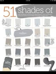 gray furniture paintThe Best Light Paint Colours for a Dark Room  Basement  Dark