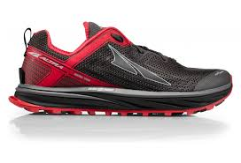 Altra Timp 1 5 M Red Gray Men