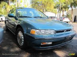 1990 Honda Accord EX Sedan in Laurel Blue Metallic - 046813   Jax ...
