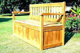 outdoor bench seating with storage outdoor bench seating with storage seat inside decorations pertaining